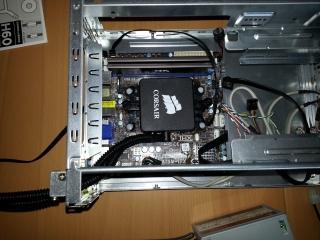 Wakü auf CPU